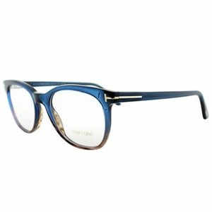 TOM FORD Tf5310 092 Blue/Brown Multicolor Rx Frame
